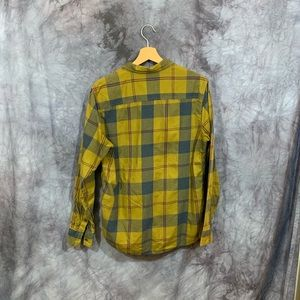 Oakley Shirts - Oakley plaid Flannel Button Up Shirt Medium